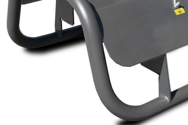 Tube shaper frame