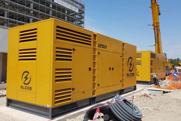 ITALY GDO LOGISTIC CENTER SUPER SILENT 1540/1400 kVA
