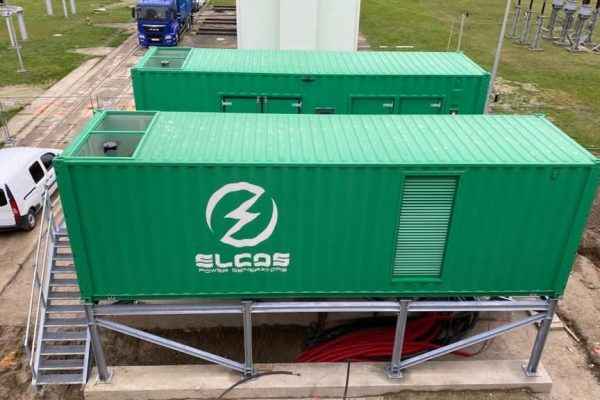 650 KVA in 30' HC CONTAINER